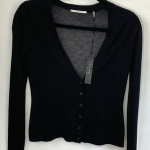 NWT T Tahari Sable Sweater Sz XS